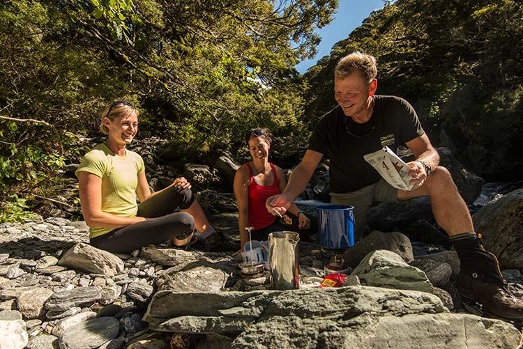 Legendary Kiwi hospitality